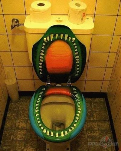 Фото на тему Приколы про туалет.