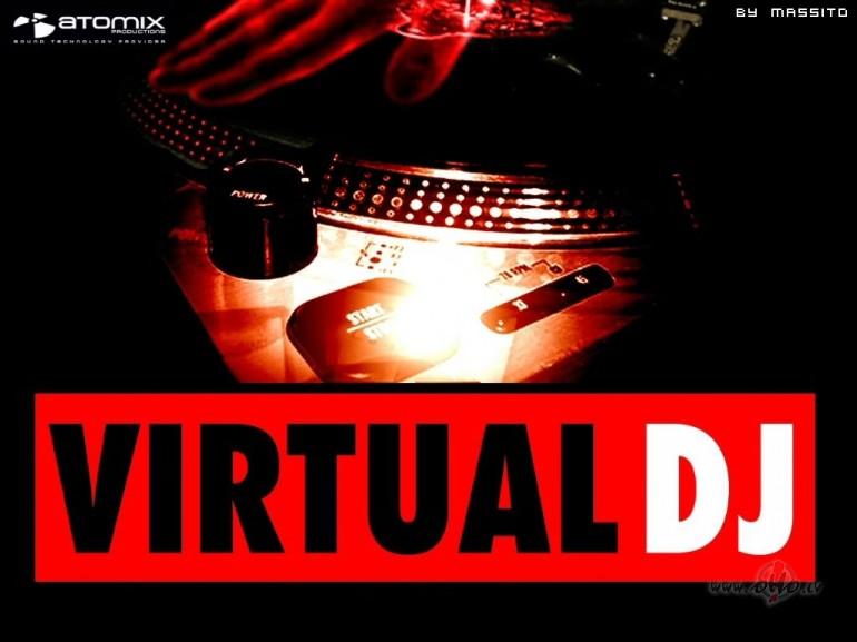 Atomix Virtual Dj Pro 7.0.5 Crack.